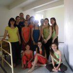 Taneční soutěž v Ústí nad Orlicí